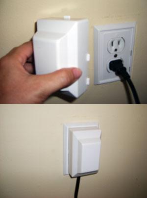 hide a plug